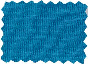 Bio-Baumwolljersey lazulith
