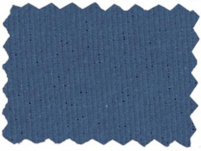 Bio-Baumwolljersey jeansblau