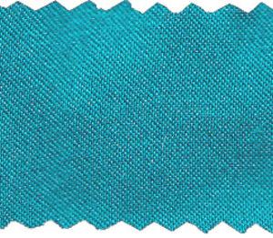 Seide sandgewaschen lagune blau/grün