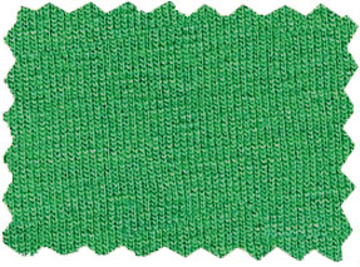 Viskose jersey grün kiwi