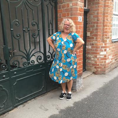 Mein Lieblings-Sommerkleid