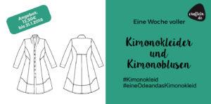 Angebot Kimonokleid