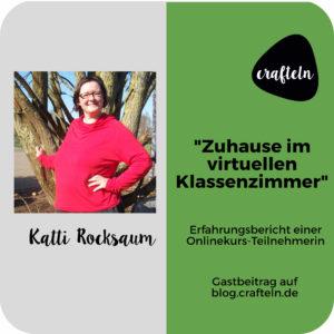 Onlinekurs, Onlinekurse, crafteln