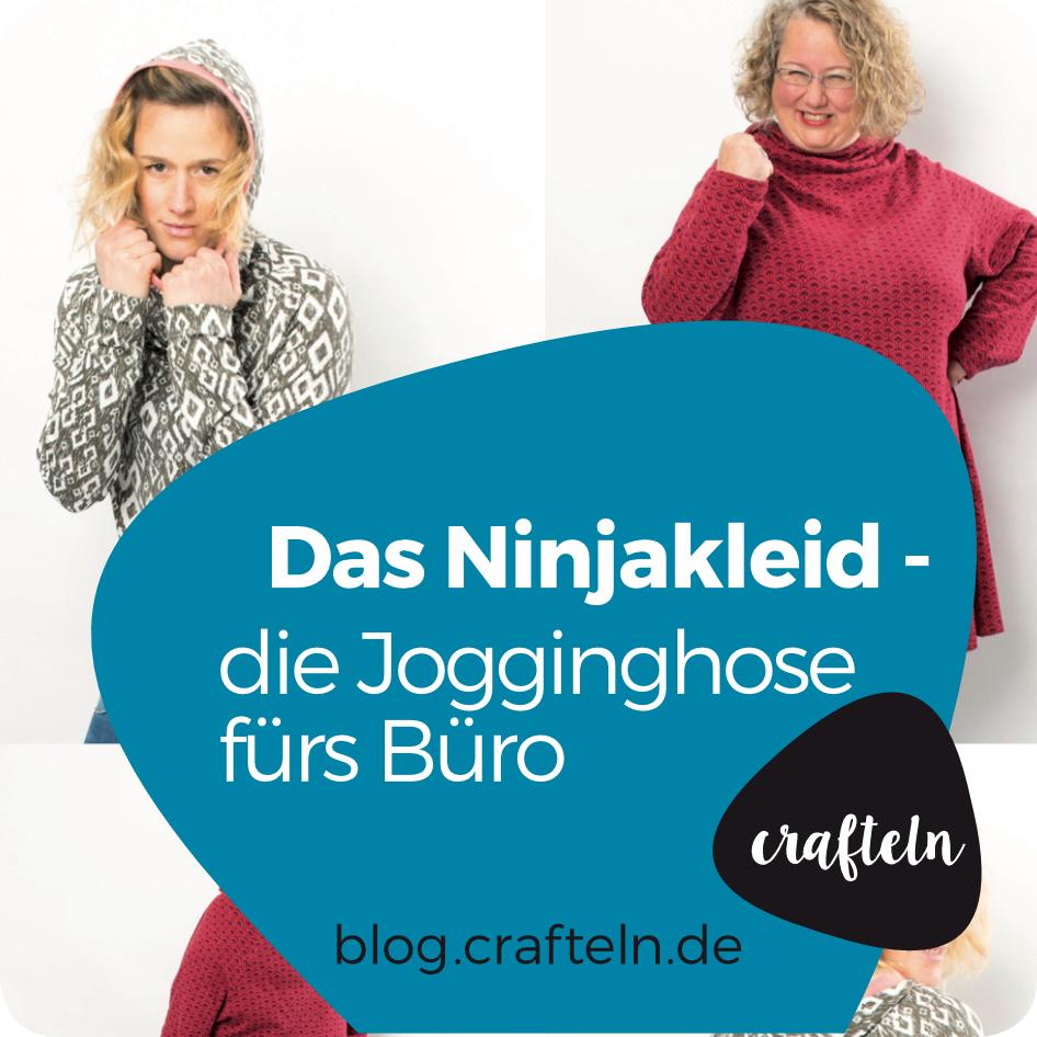 Das Ninjakleid – die Jogginghose fürs Büro