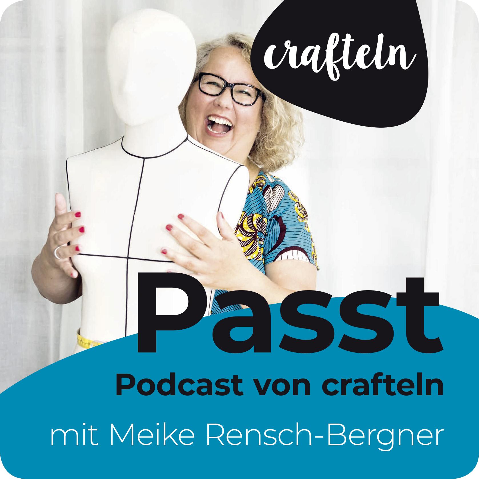"""Hurra, """"Passt, der Podcast von crafteln"""" ist da – Episode #1"""