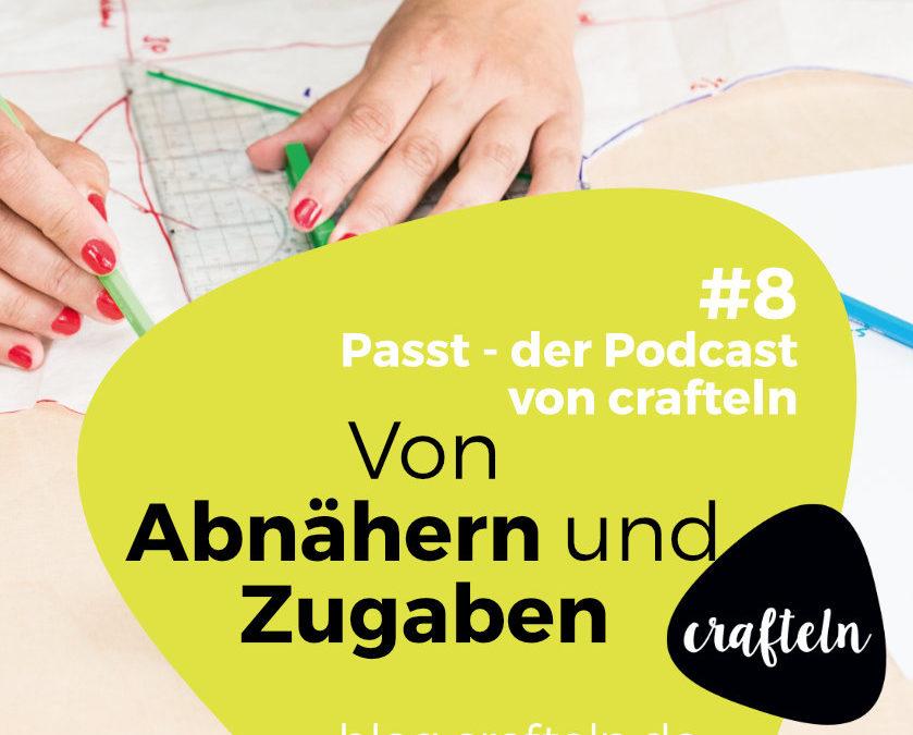 Passt Podcast Episode #8: Von Abnähern und Zugaben