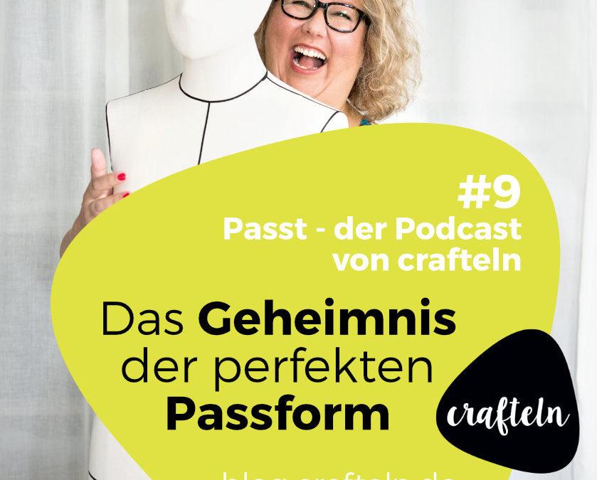 Passt Podcast Episode #9: Das Geheimnis der perfekten Passform