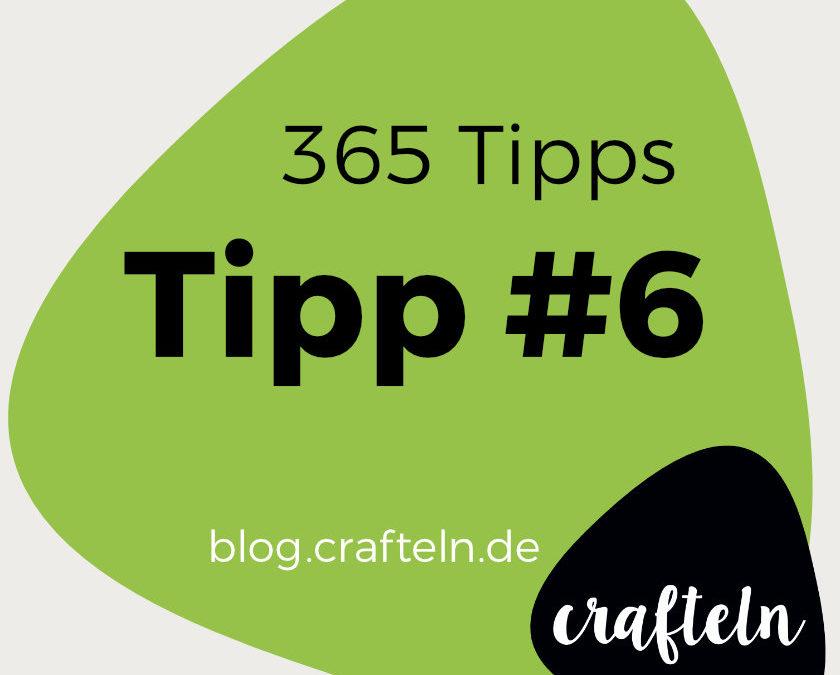 365-Tipps-Challenge – Tipp #6: Frisches Blut entfernen