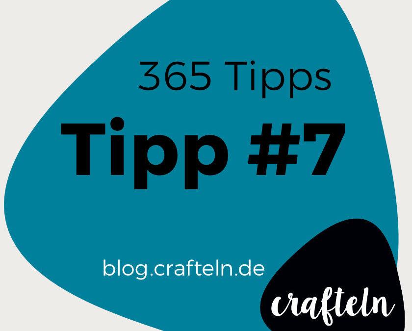 365-Tipps-Challenge – Tipp #7 Schwierige Knopflöcher nähen lassen