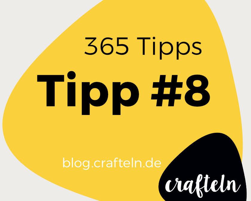 365-Tage-Challenge – Tipp #8 Rückenlänge messen