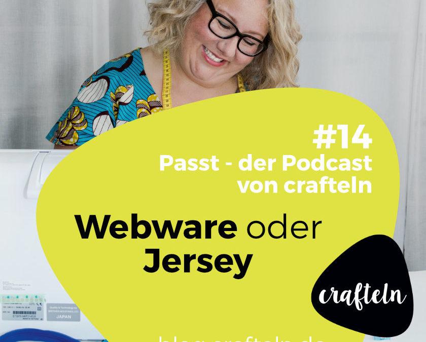 Podcast Episode #14 – Webware oder Jersey