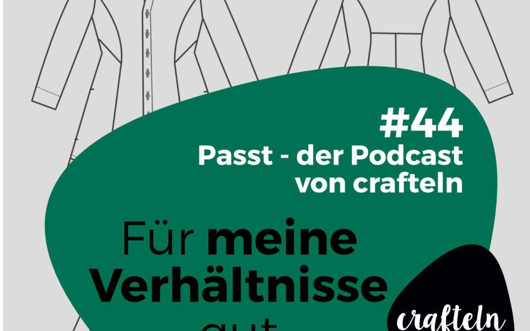 Für meine Verhältnisse gut – Pass Podcast Episode #44