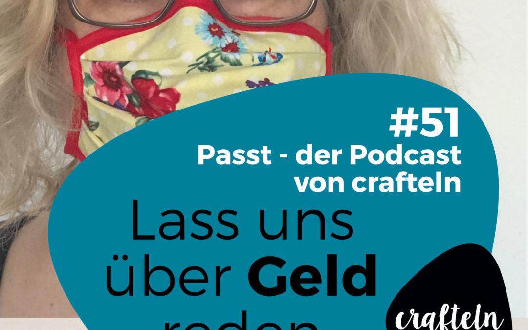 Lass uns über Geld reden – Passt Podcast Episode #51