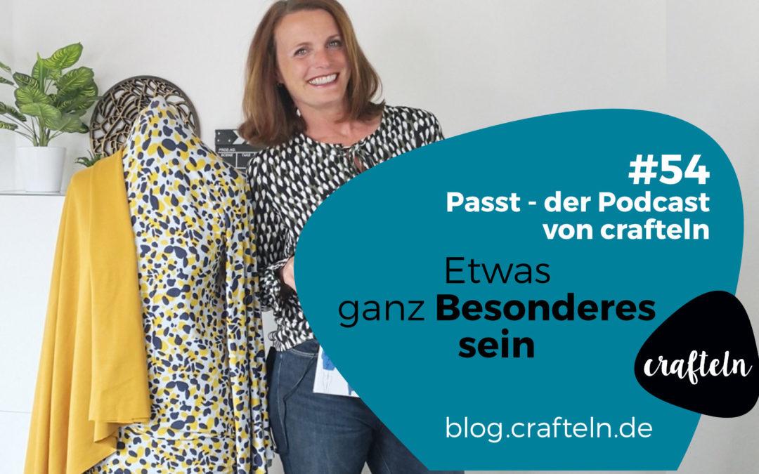 FrauCrafteln im Gespräch mit Petra von pepelinchen – Passt Podcast Episode #54