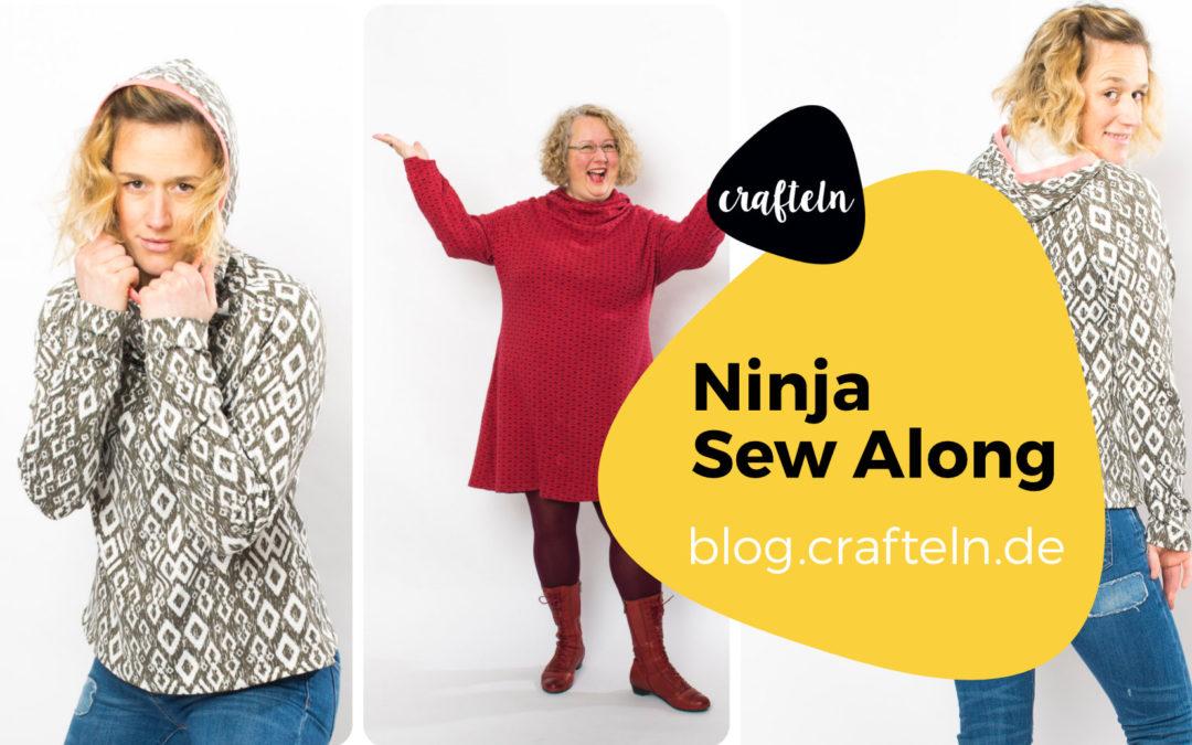 Ninja Sew Along