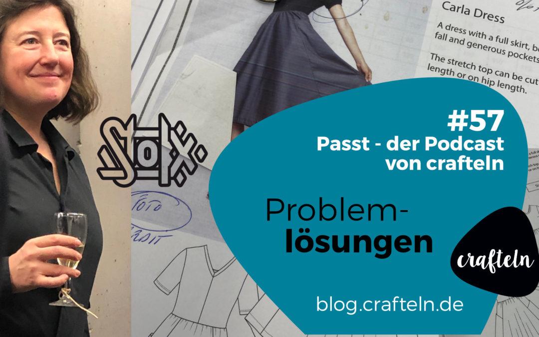 FrauCrafteln im Gespräch mit Melinda Stokes von stokx – Passt Podcast Episode #57