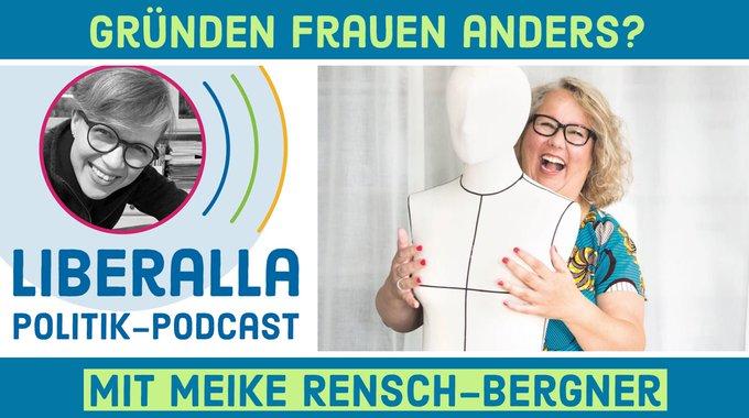 Zu Gast im Liberella-Podcast
