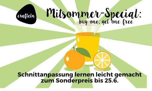 Mitsommer-Special: 3 Onlinekurse zum Preis von 2